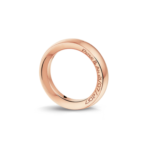 Ring Bridal Engraved